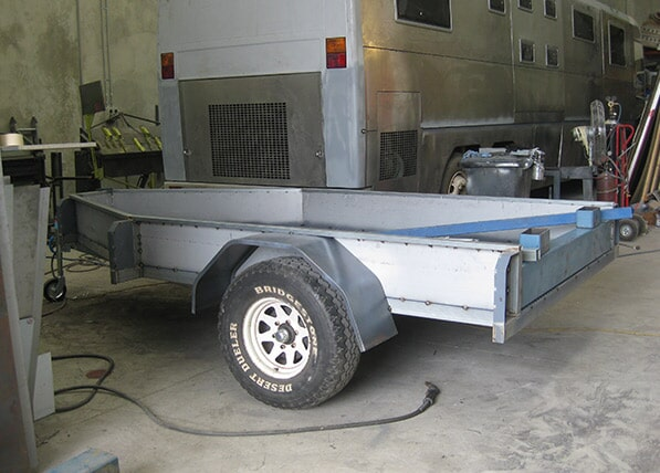 Custom Trailers in Calamvale